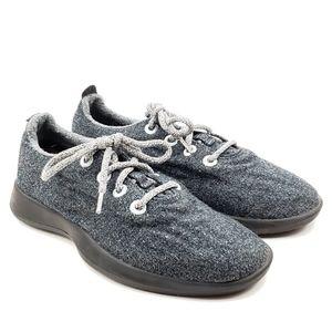 Allbirds Wool Runners Natural Black Sneakers